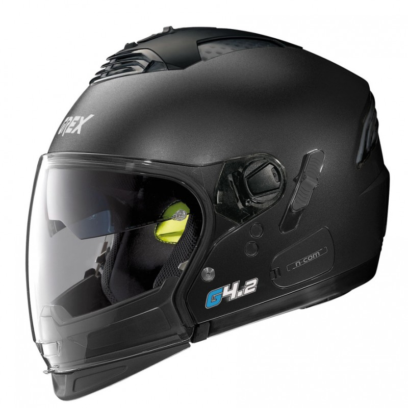 Grex G4.2 Pro KINETIC black graphite