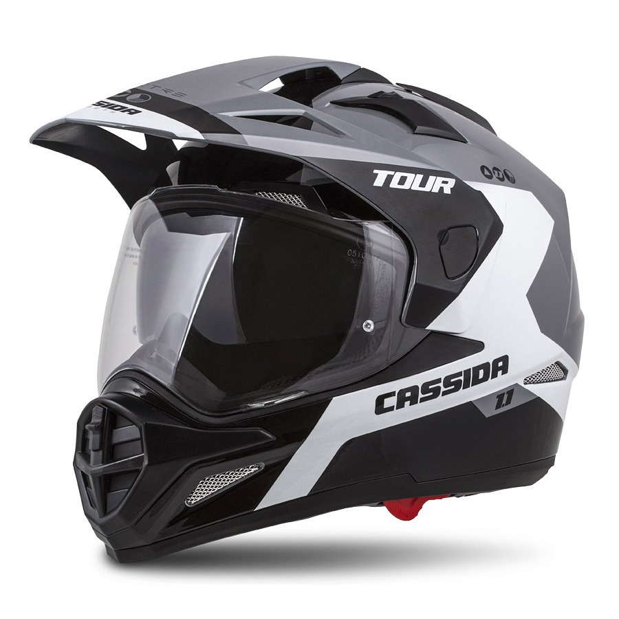 Cassida TOUR 1.1 black/white