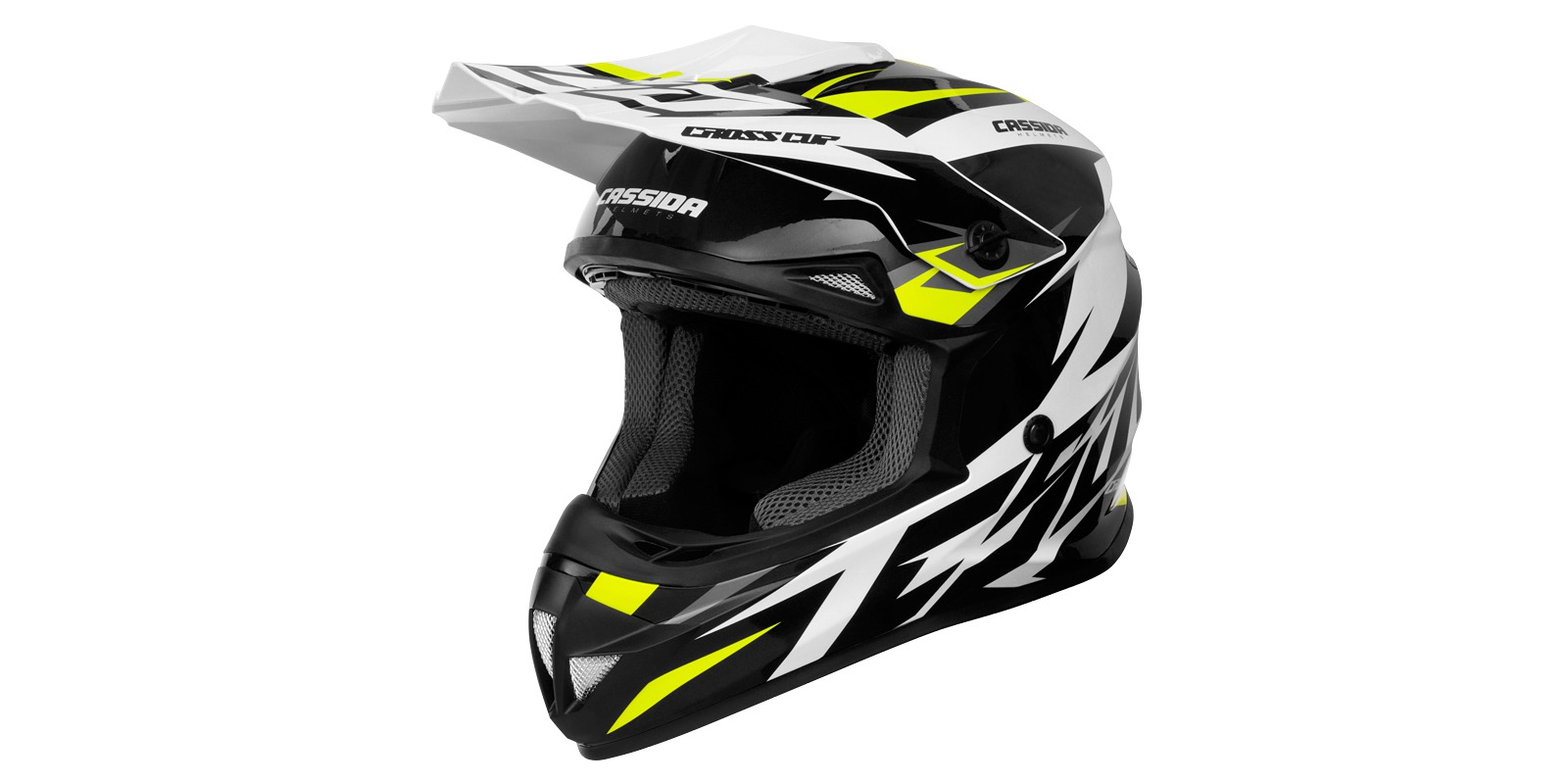 Cassida CROSS CUP 2 white/yellow