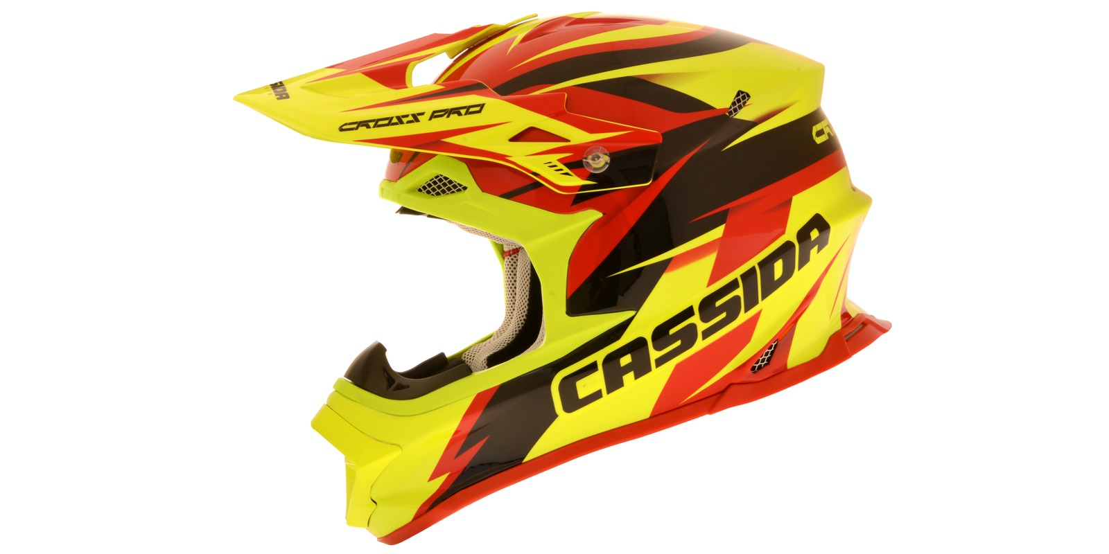Cassida CROSS PRO yellow/red