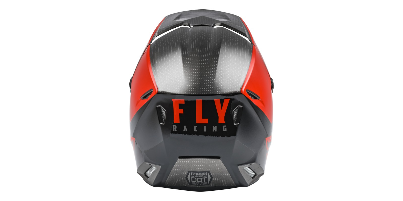 Fly KINETIC STRAIGHT red/black/grey