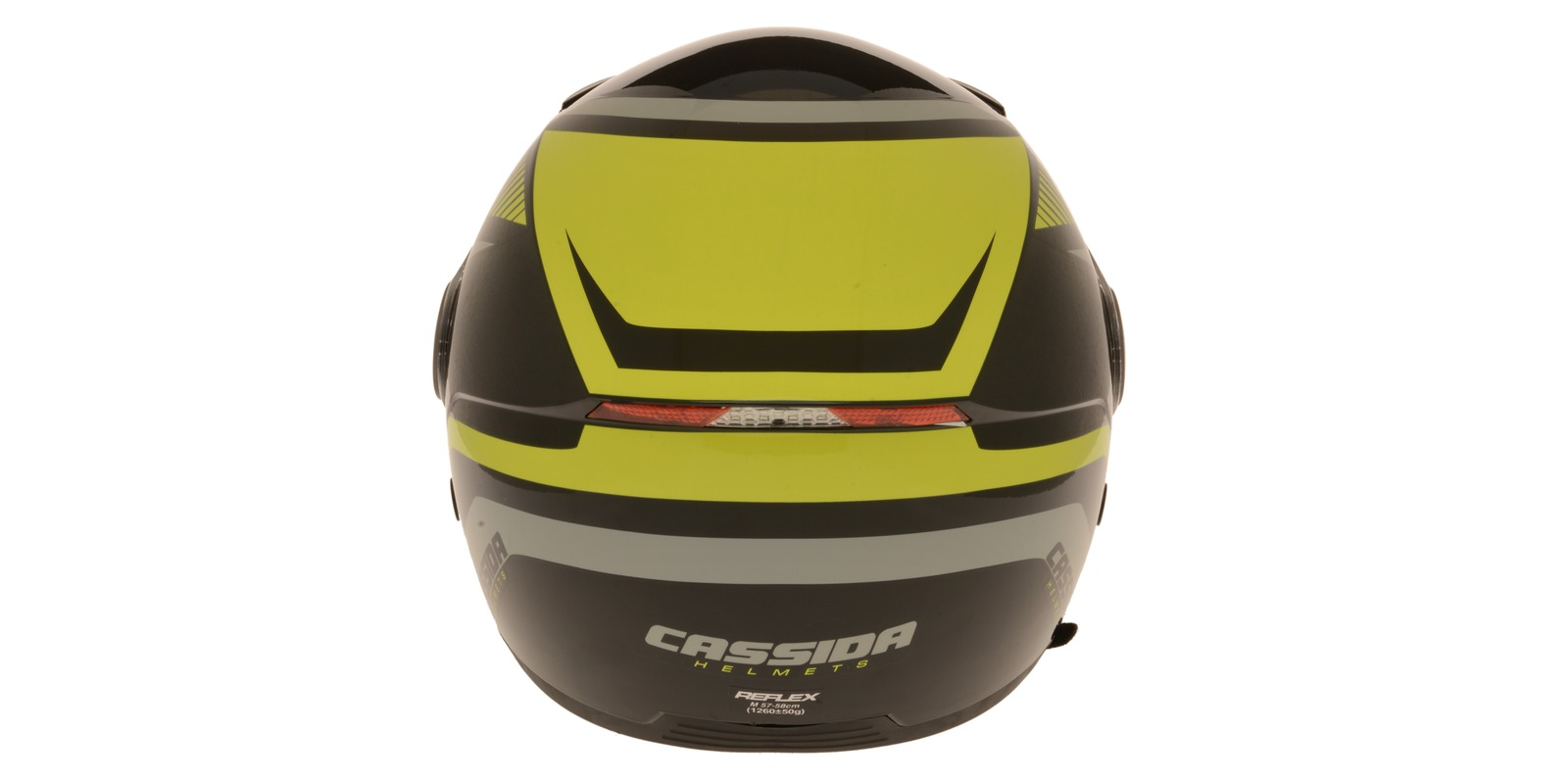 Cassida REFLEX black/yellow mat