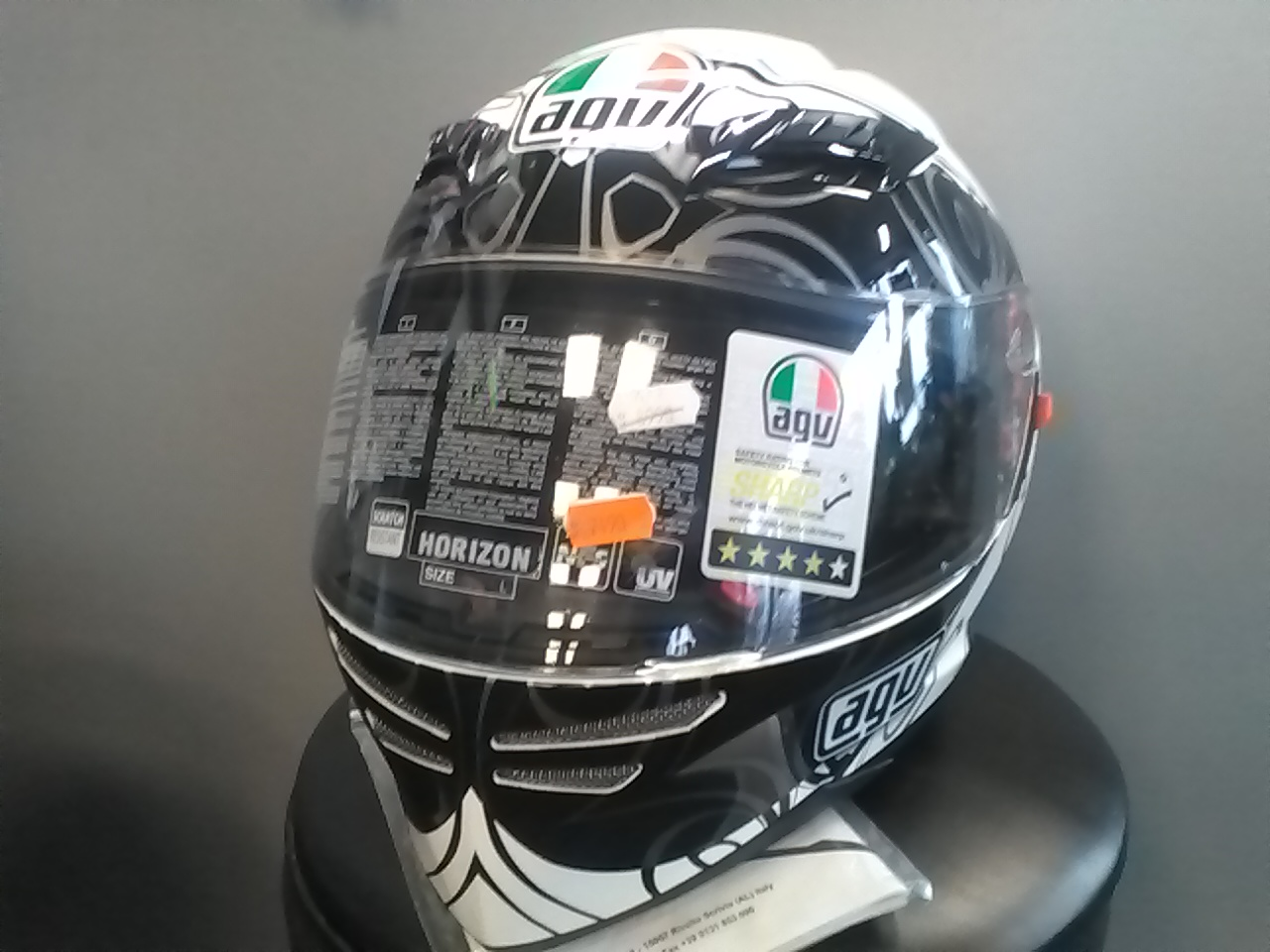 AGV HORIZON ABSOLUTE