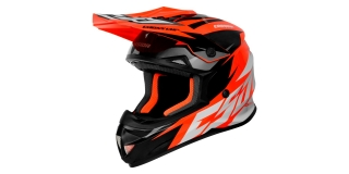 Cassida CROSS CUP 2 black/red fluo