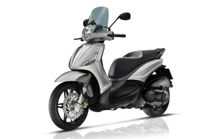 Piaggio BEVERLY 350i ST ABS/ASR
